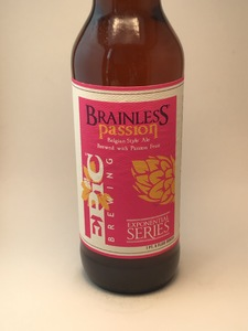 Epic - Brainless on Passion (22oz Bottle)